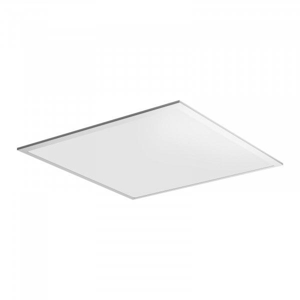 Occasion Panneau LED - 62 x 62 cm - 40 W - 3 800 lm - 6 000 K (blanc froid)