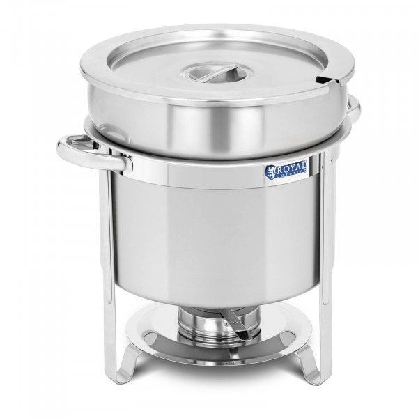 Occasion Chafing dish rond - 10,5 l