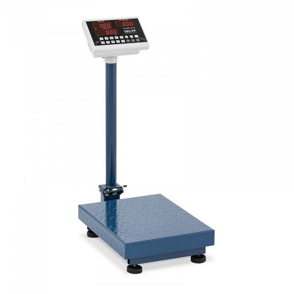 Balance plateforme - 100 kg / 10 g - Pliable