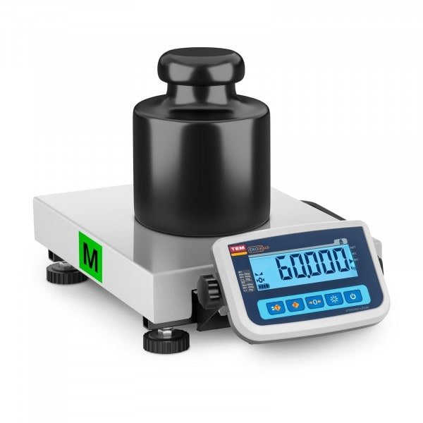 Occasion Pèse-colis - Calibrage certifié - 60 kg / 20 g