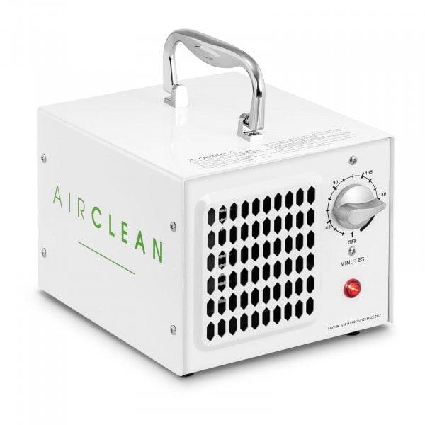 Générateur d'ozone - 7 000 mg/h - 80 W - Minuterie 180 min