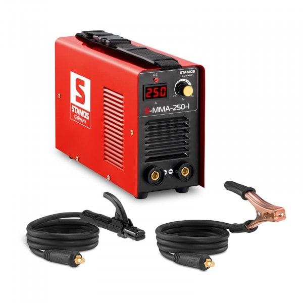Poste à souder à l'arc - 250 A - 230 V - IGBT - FM 80 %