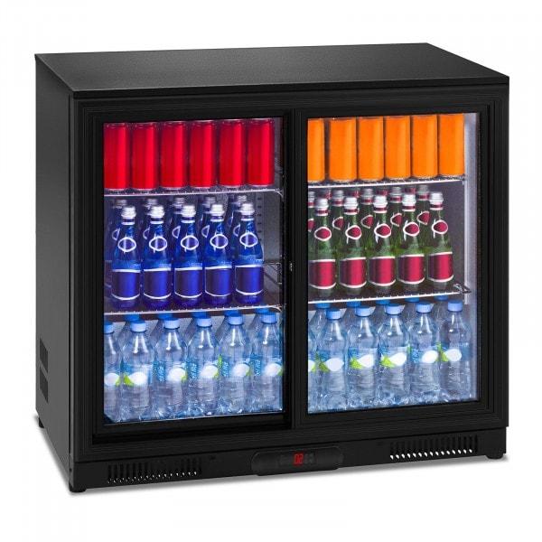Frigo boisson - 208 L - Intérieur aluminium