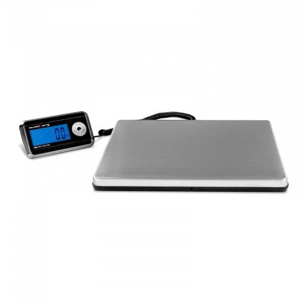 B-WARE Pèse-colis digital- 200 kg / 100 g - Basic - écran LCD externe
