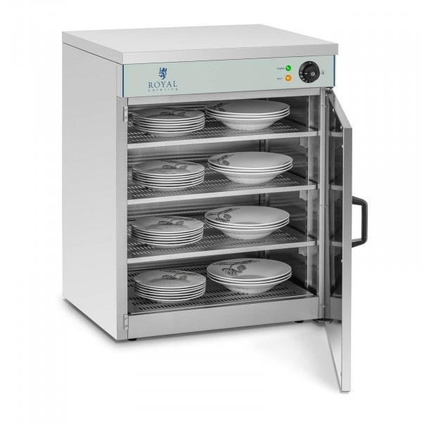 Armoire chauffante pour 120 assiettes