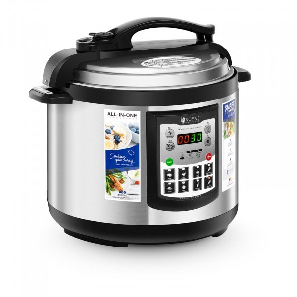 Occasion Robot multicuiseur - 6 litres - 1 000 W