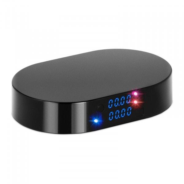 Occasion Balance à café connectée - 2 kg - 1 g / 500 g - 158 x 103 mm - Bluetooth - Minuterie