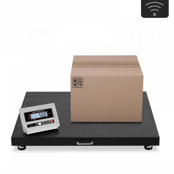 B-WARE Balance au sol sans fil - 3t / 1kg