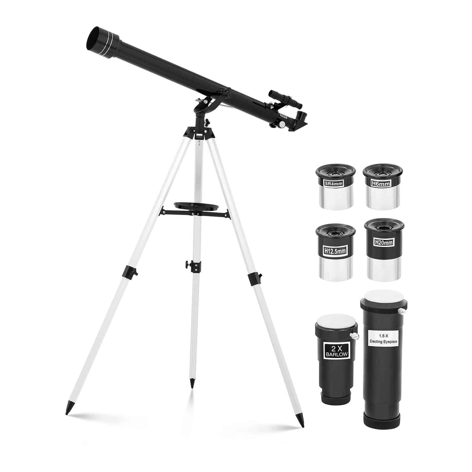Télescopes spatial pour débutants et professionels