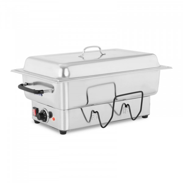 Chafing dish - 1 600 W - Bac GN 1/1 - 100 mm