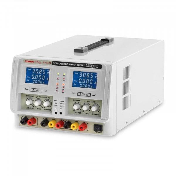 Alimentation pour laboratoire - 315 Watt