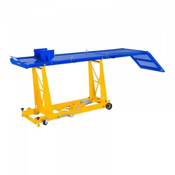 Table élévatrice moto - 450 kg - 220 x 68 cm