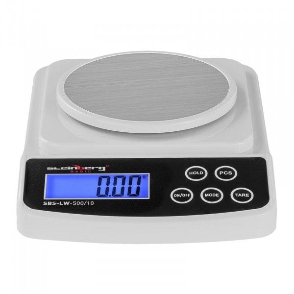 Balance de précision digitale - 500 g / 0,01 g - Basic