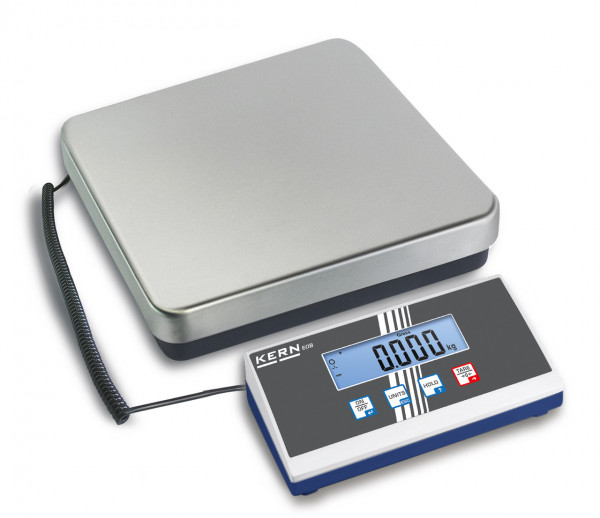 KERN Balance plateforme en acier inoxydable EOB - 60kg / 20g