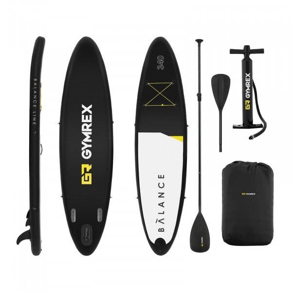Occasion Stand up paddle gonflable - 145 kg - 335 x 79 x 15 cm