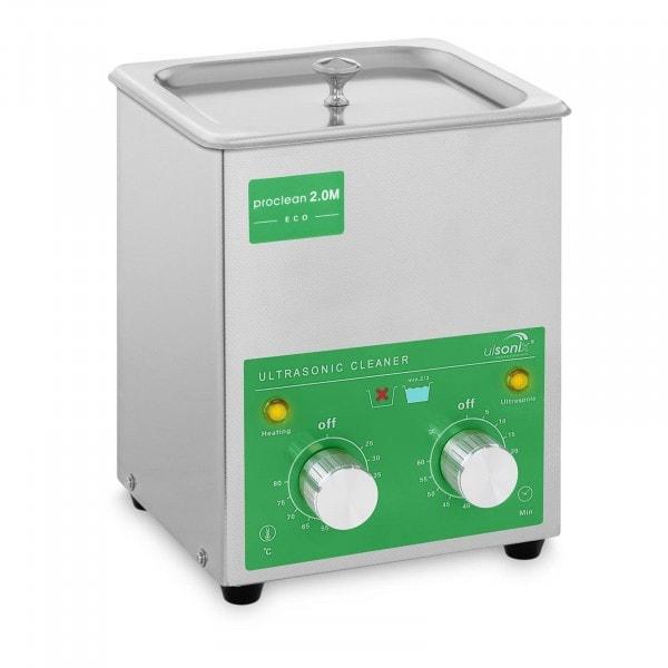 Nettoyeur ultrason - 2 litres - 60 W - Basic Eco