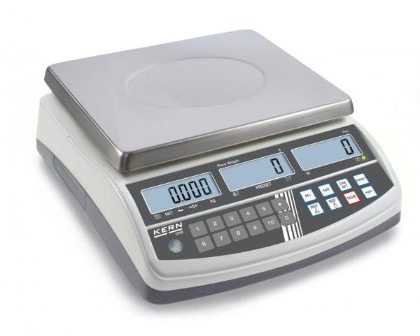 KERN Balance de comptage CPB - 30kg / 0,5g