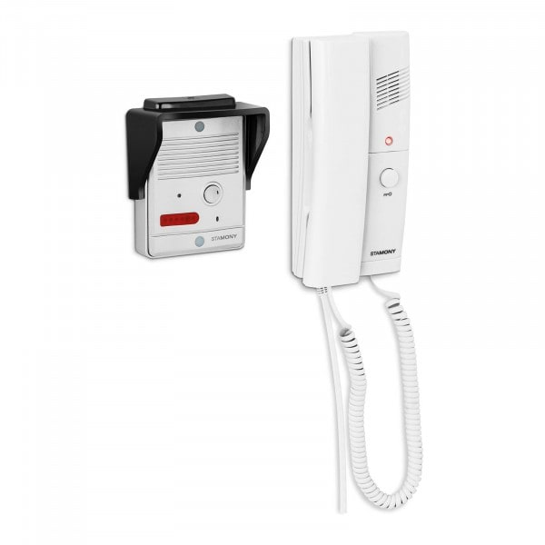 Occasion Interphone filaire - 1 combiné - Pose en saillie