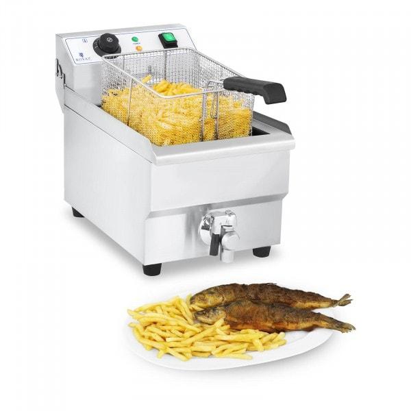 Occasion Friteuse électrique - 10 litres avec robinet de vidange