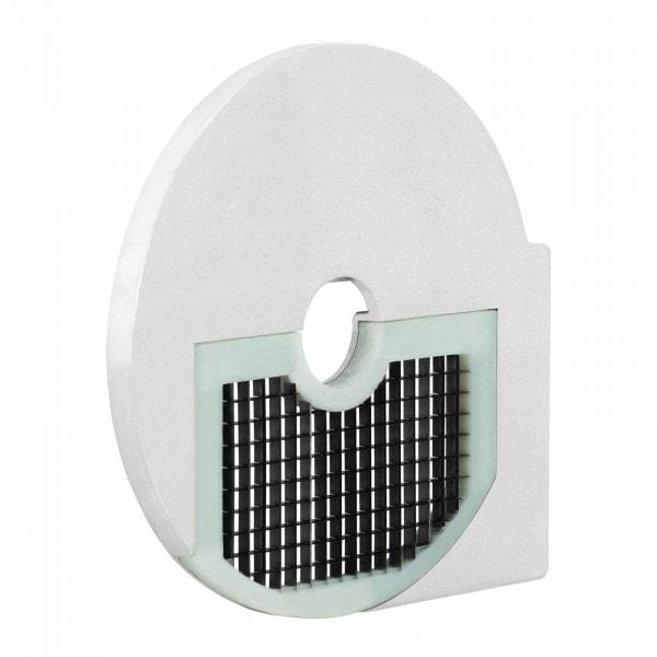 Disque de coupe en dés 8 mm - pour RCGS 550