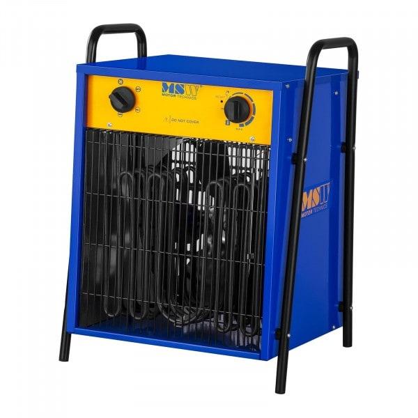 Occasion Chauffage à air pulsé électrique avec fonction de refroidissement - 0 à 40 °C - 15 000 W