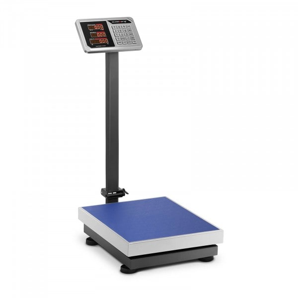 Occasion Balance plateforme - 300 kg / 50 g - 50 x40 cm