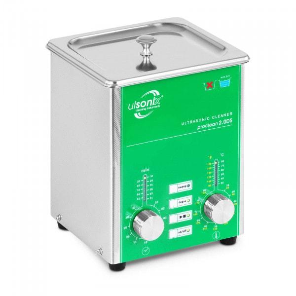 Nettoyeur à ultrasons 2 litres - Degas - Sweep