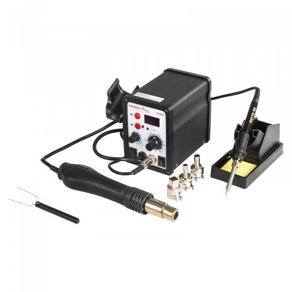 Paketinhalt von Digitale Lötstation - 60 Watt - LED-Display - Basic