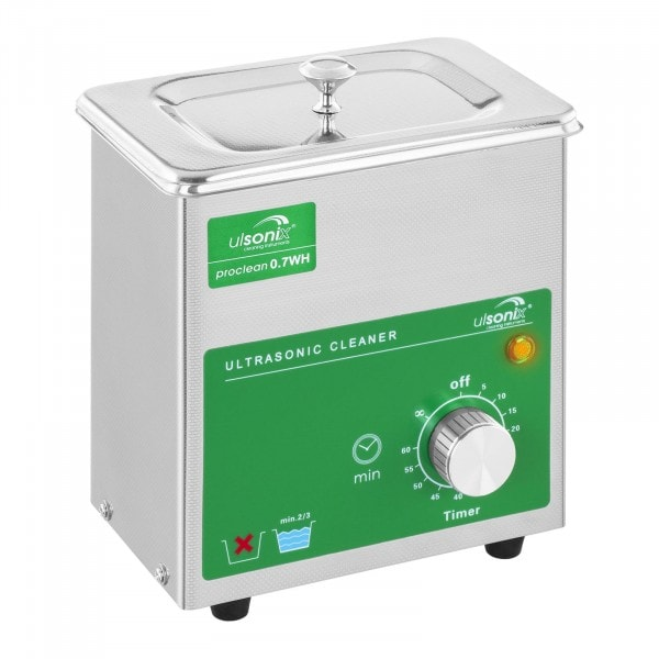 Nettoyeur à ultrasons - 0,7 litre