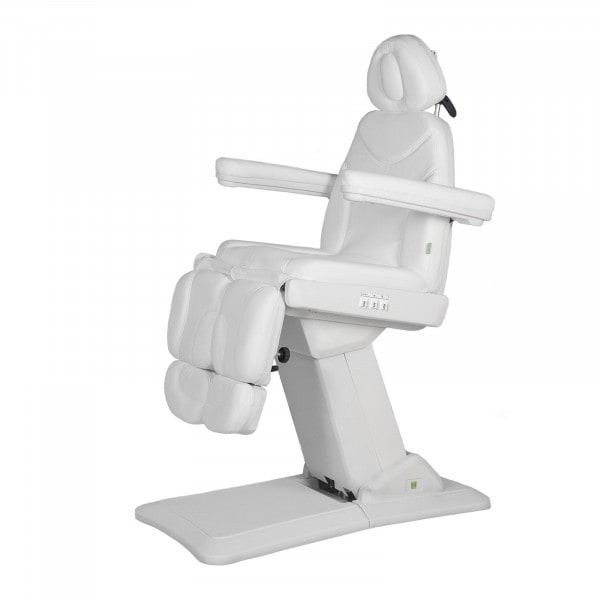 Fauteuil de podologie électrique PRETTY | blanche