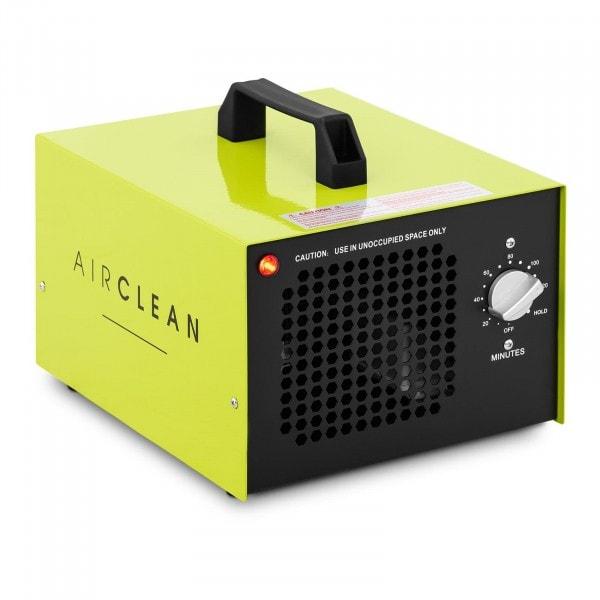 Générateur d'ozone - 7 000 mg/h - 90 W - Minuterie 120 min