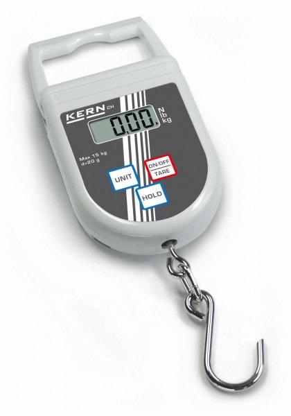 KERN Dynamomètre CH - 50kg / 50g