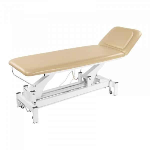 Table de massage confortable RELAXO | beige