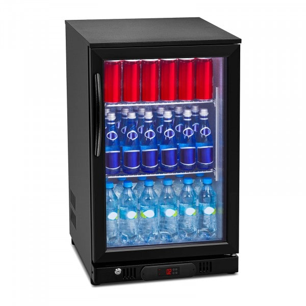 Frigo boisson - 108 L - Intérieur aluminium