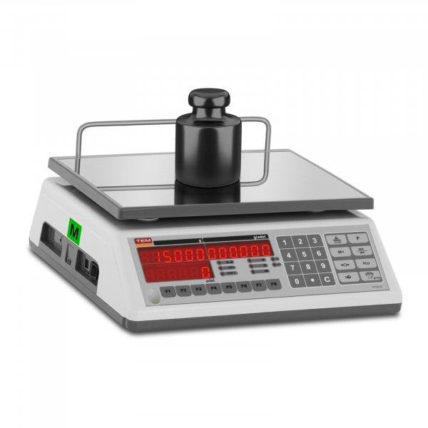 Occasion Balance compteuse - 15 kg / 5 g