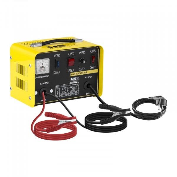 Chargeur de batterie voiture - 6/12 V - 5/8 A