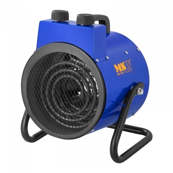 Chauffage à air pulsé électrique avec fonction de refroidissement - 0 à 85 °C - 3 000 W