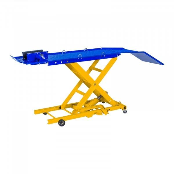 Table élévatrice moto - 360 kg - 175 x 50 cm