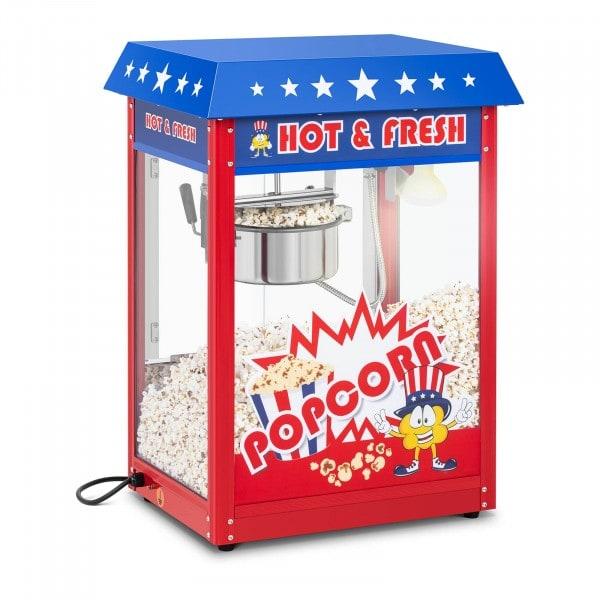 Machine à popcorn - Design américain