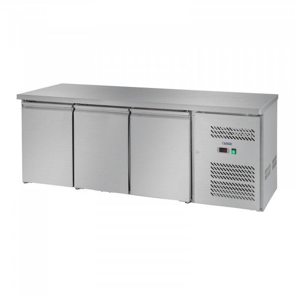 Table réfrigérée - 339 L - 3 portes