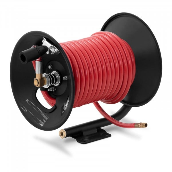 Occasion Enrouleur de tuyau à air comprimé - 20 m - 20 bars