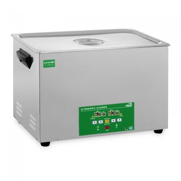 Nettoyeur ultrason - 28 litres - 480 W - Memory Quick Eco