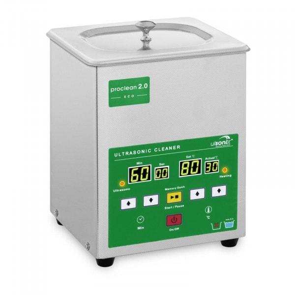 Nettoyeur ultrason - 2 litres - 60 W - Memory Quick Eco
