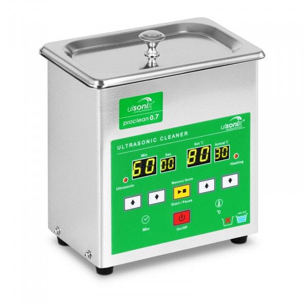 Nettoyeur à ultrasons - 0,7 l - Memory Quick