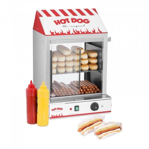 Occasion Cuiseur à vapeur hot-dogs - 2 000 W