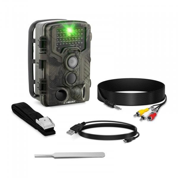 Occasion Caméra de chasse - 8 Mpx - HD intégrale - 42 LED infrarouge - 20 m - 0,3 s - LTE