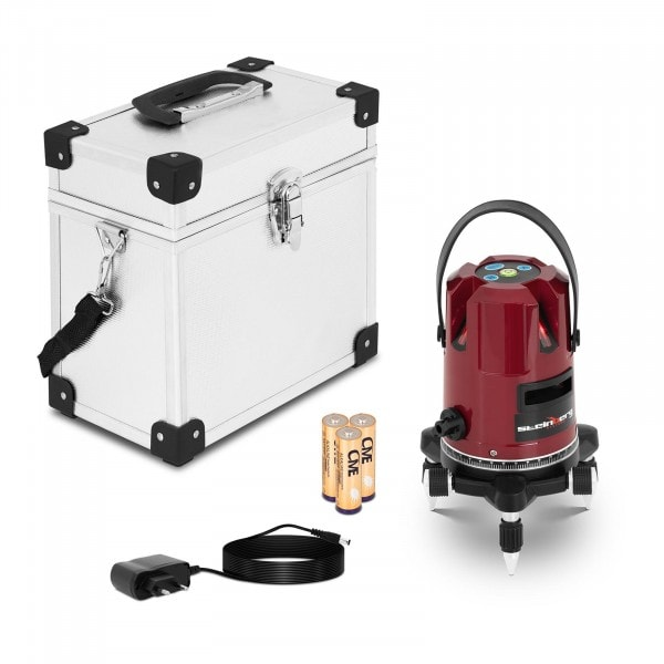 Occasion Laser rotatif avec mallette de transport - 25 m