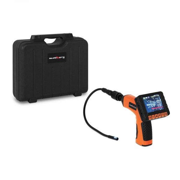 "Occasion Caméra endoscopique - 3,5"" LCD - 360° - Fente SD - Ø 10 mm - IP67"