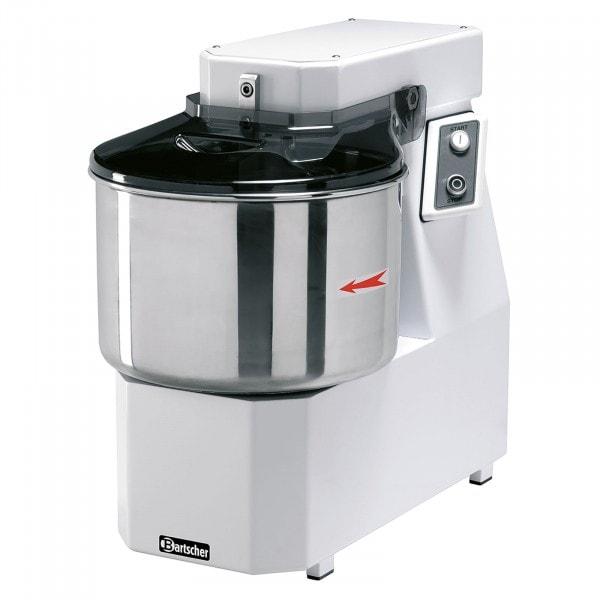 Gesamtansicht von Bartscher Teigknetmaschine 12 kg - 16 Liter