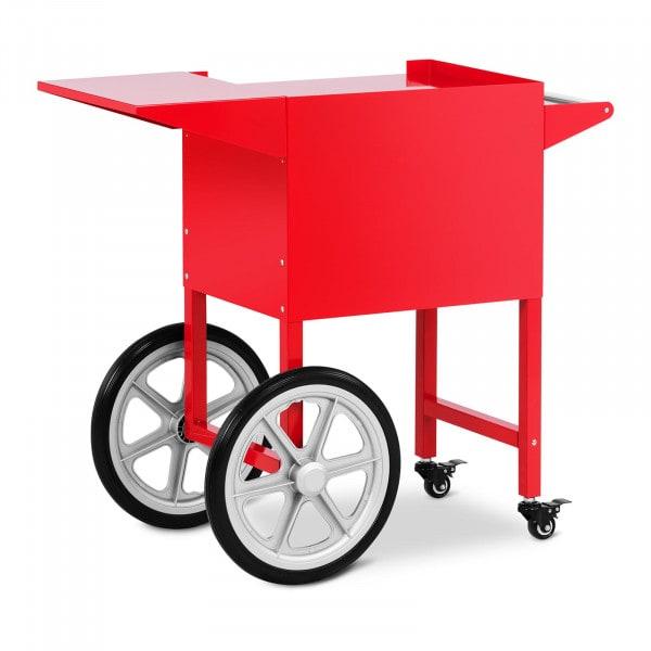Chariot a popcorn - rouge 51 x 37 cm